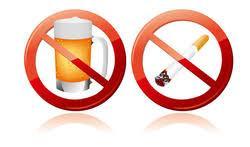Fumar y beber 1
