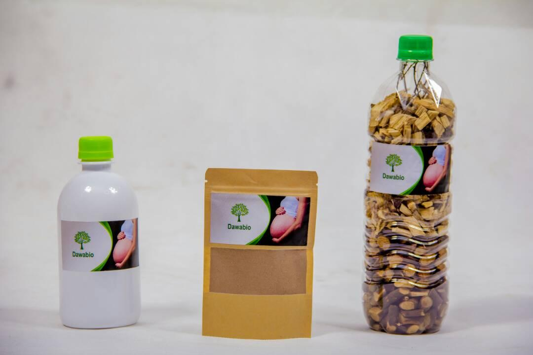 Plantes médicinales pour le traitement de trompe bouchée