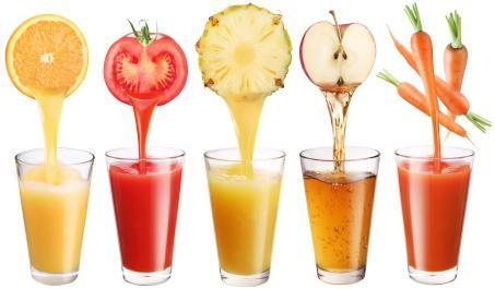 Cure jus fruits
