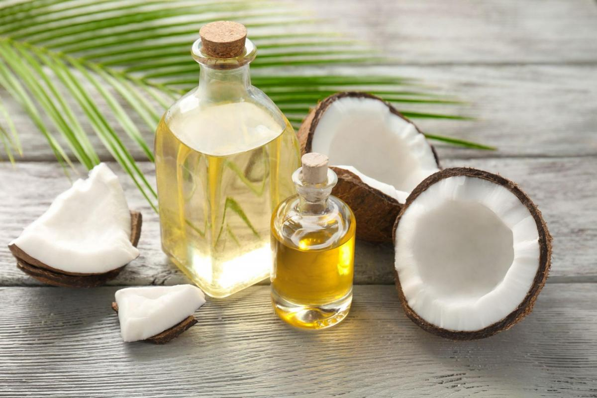 Coconut oil to fight alcoholism